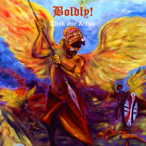 Picture of Boldly CD cover