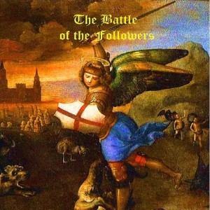 Picture of The Battle of the Followers CD Cover