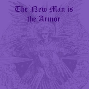 Picture of the New Man is the Armor CD cover